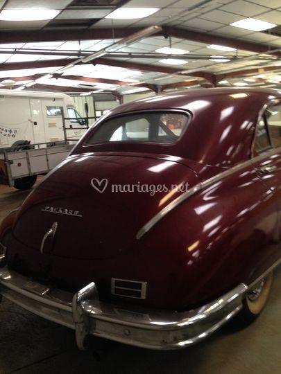 Packard super eight 1948