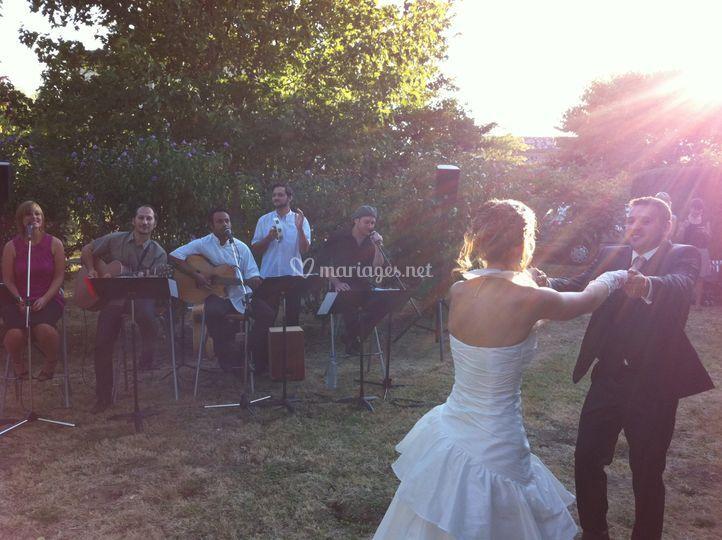 Marié Natshow Orchestre