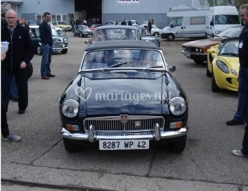 MGB 1964 couvert