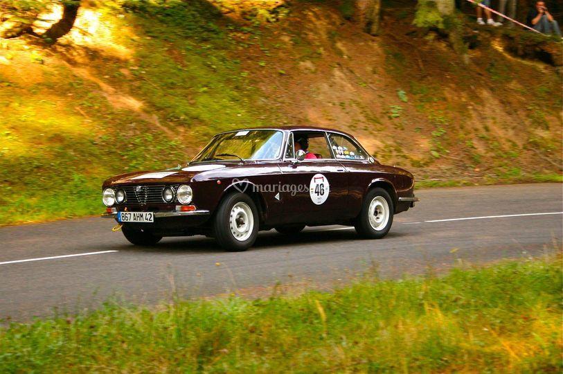 Alfa Romeo Coupé Bertone