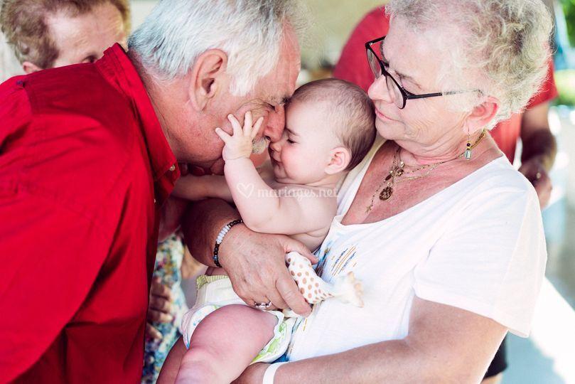 Mariage Famille bébé