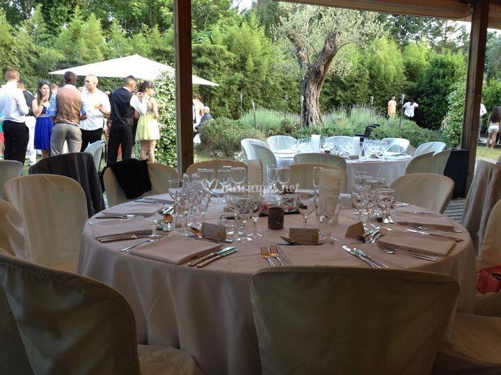 Mariage à la Villa Simone
