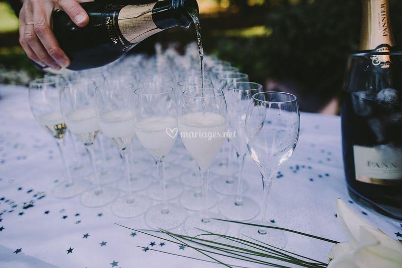 Bar à Champagne Pannier