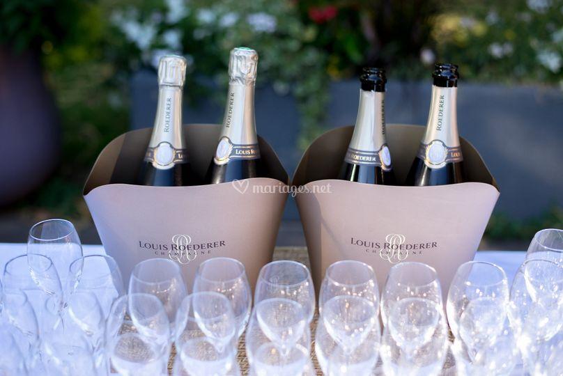 Bar à Champagne Roederer