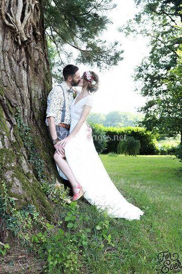 Couple mariés For Ever Studio