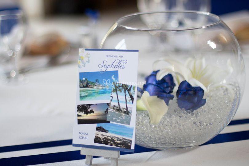 Destination : Seychelles