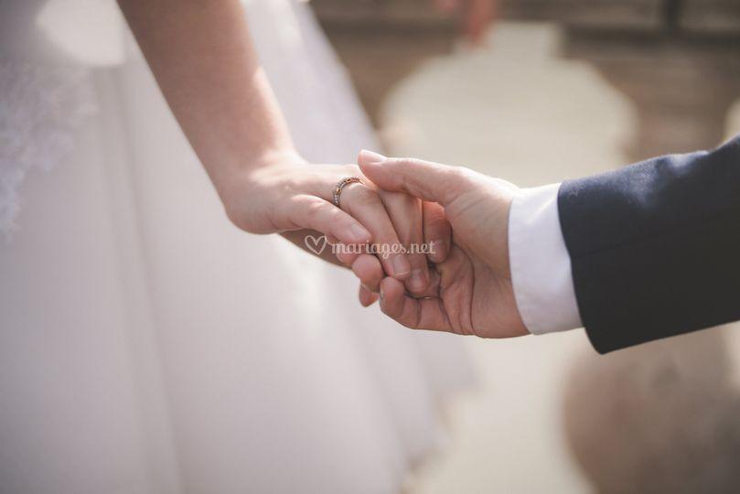 Mariage à la mairie du 15ème