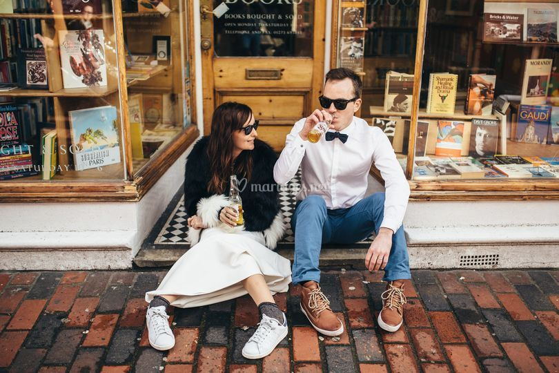 Mariage cool et alternatif