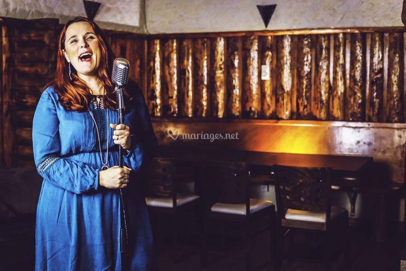Cynthia Colombo Chanteuse