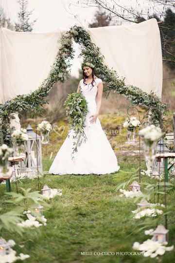 Inspiration mariage : au molin