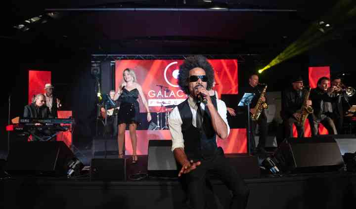 Galactica Live Band Cannes