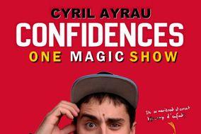 Cyril Ayrau - Artiste Magicien