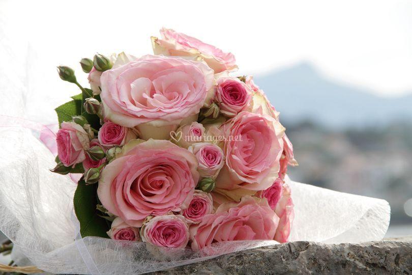 Bouquet sur la Rhune