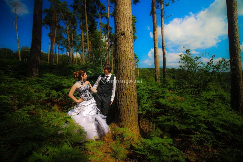 Photo Laéticia et Éric