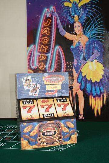 Pack décoration Casino