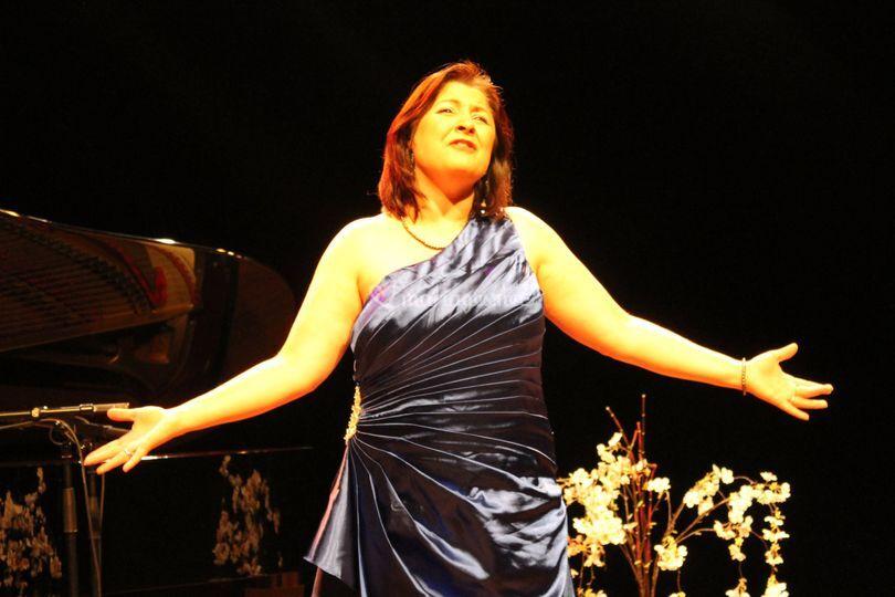 Aurore Noyel chanteuse lyrique