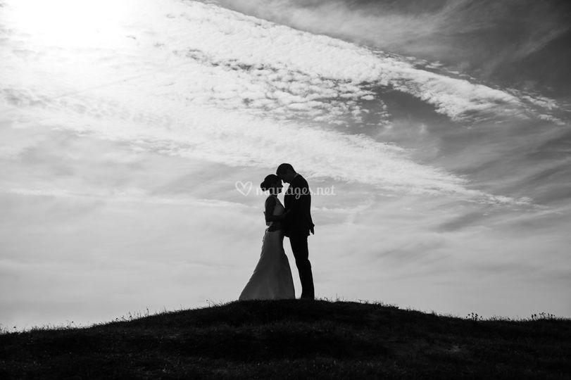 Le romantisme en noir & blanc