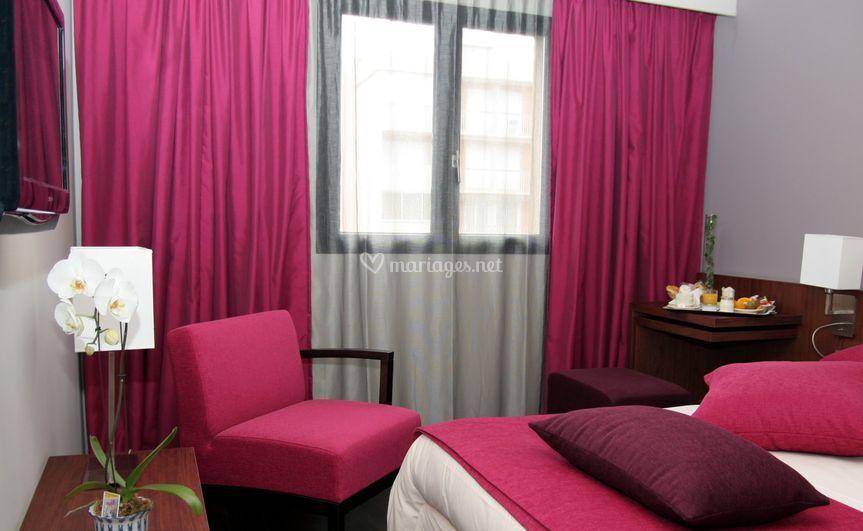 Chambre sur Cours Palmarole
