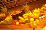 Barque de fruits
