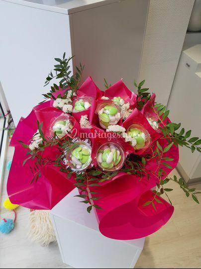 Bouquet de dragées