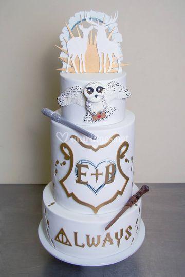 Cake Révol - Harry potter