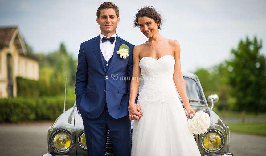Mariage à Grattequina