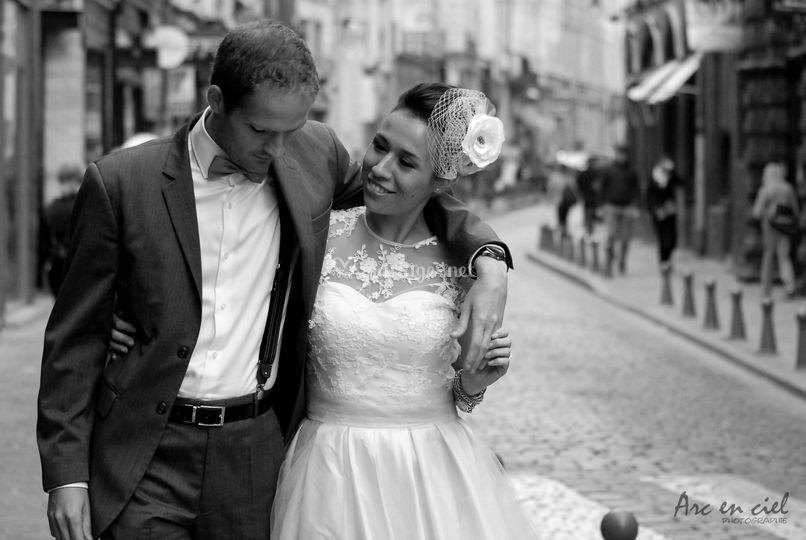 photographe mariage tourcoing sur arc en ciel photographie - Photographe Mariage Tourcoing