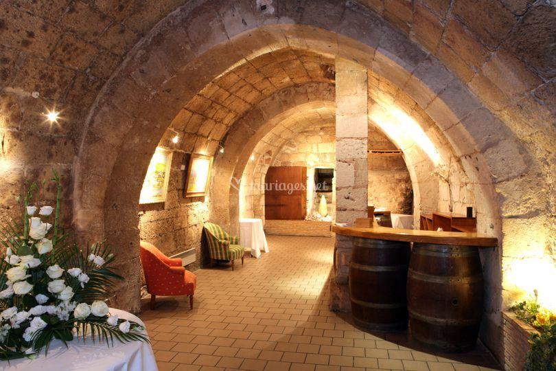 La cave espace cocktail/danse
