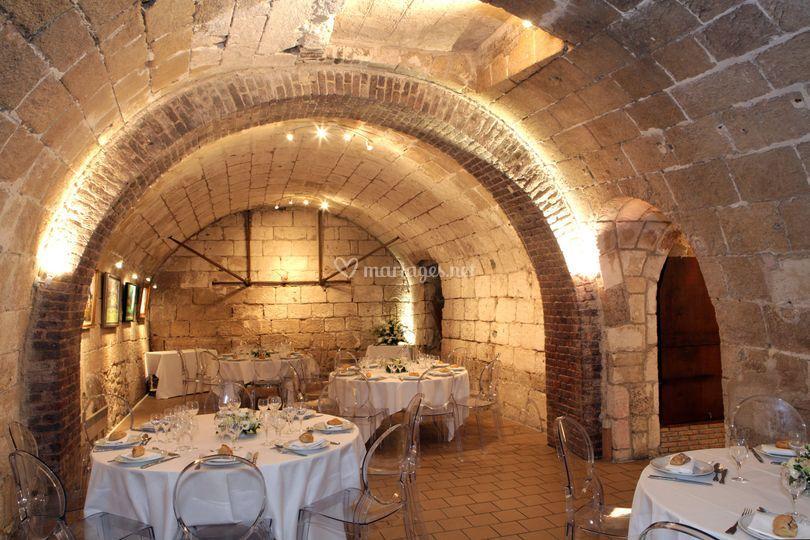 La cave salle de mariages