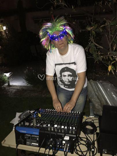 Sand : DJ d'un soir