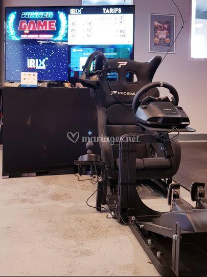 Simulateur de courses