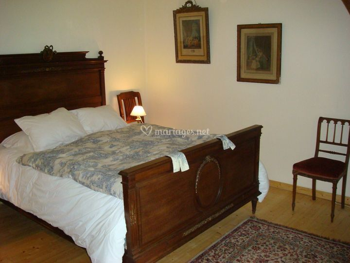 """La chambre """"Louis XVI"""""""