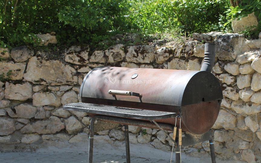 Le barbecue géant