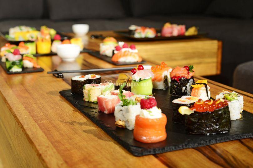 Sushi&U