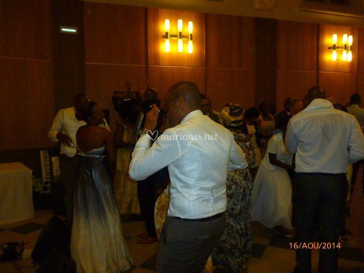 Organisation mariage
