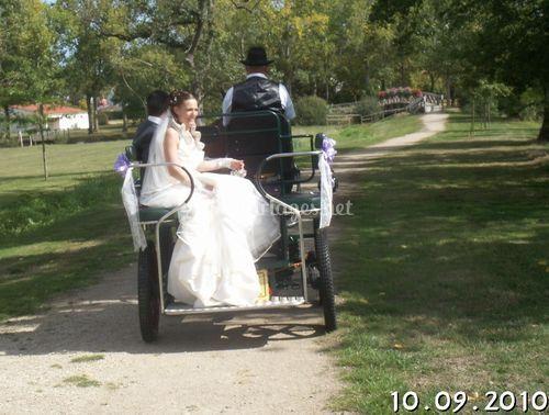 Mariage- photos parc Salle St Même