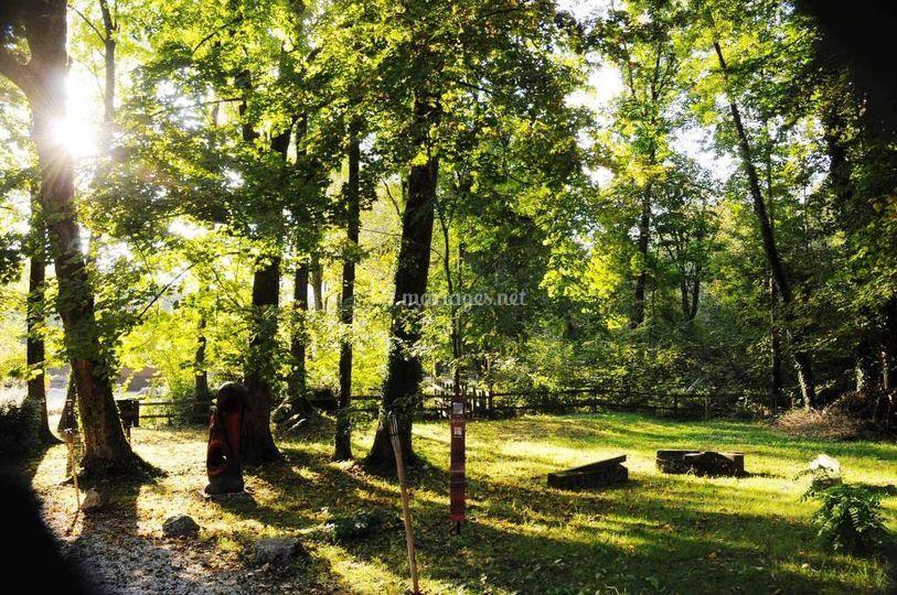 Parc de 10 hectares
