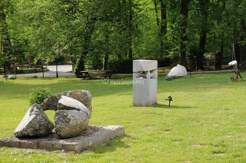 60 sculptures à ciel ouvert