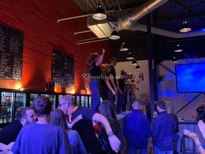 Karaoké bar