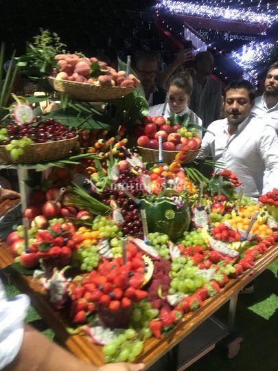 Atelier fruits