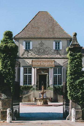 Le Château de Paraza