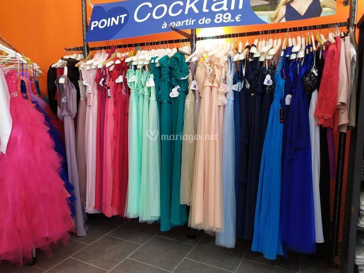 Robes de soirée longues