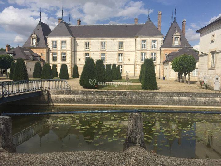 Château de Vitry-la-Ville
