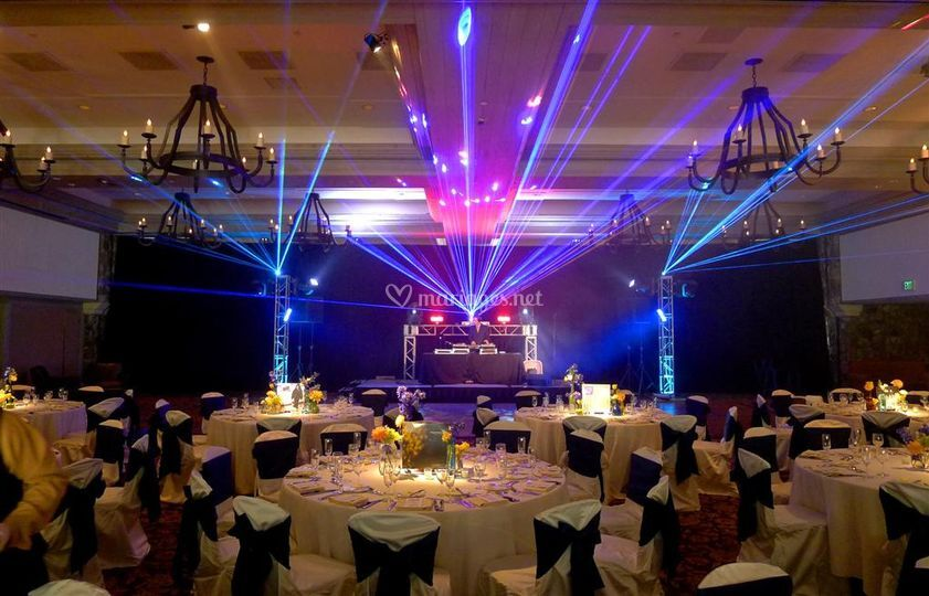 Show laser Music & Light