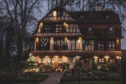 Maison et extérieur