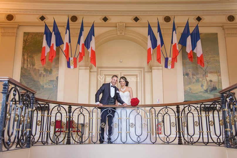 Mairie d 39 ivry sur seine de yes mariage photo 2 for Piscine d ivry sur seine
