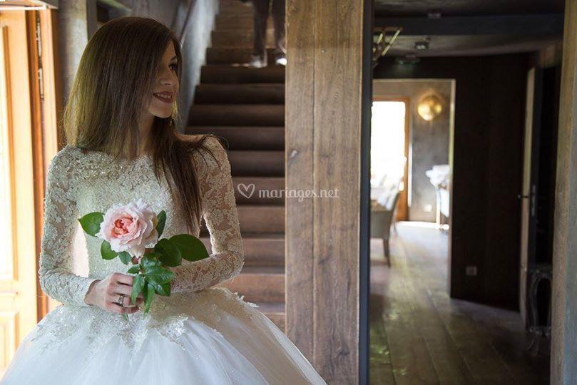 Détail mariage