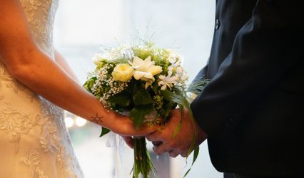 Nathalie Longefay Wedding
