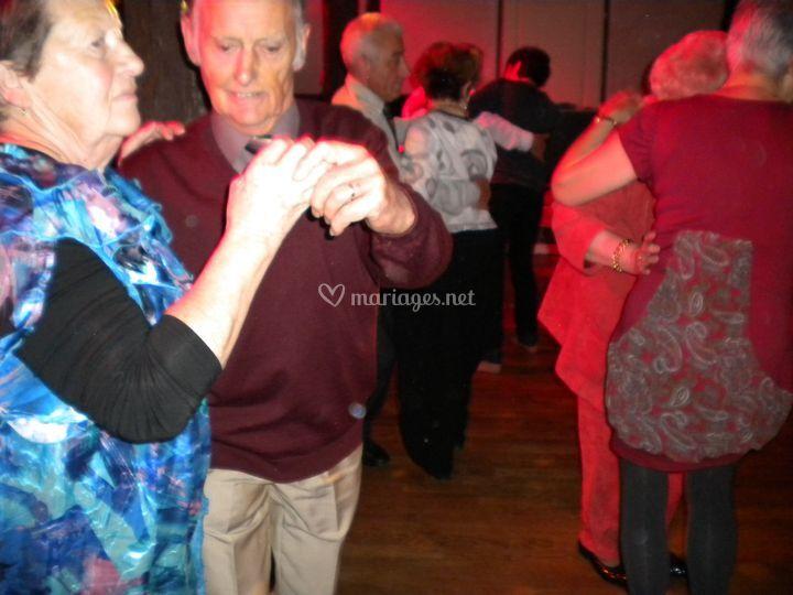 Passage tango valse