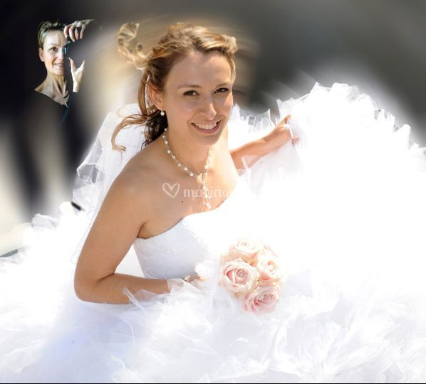 La mariée et ...la photographe